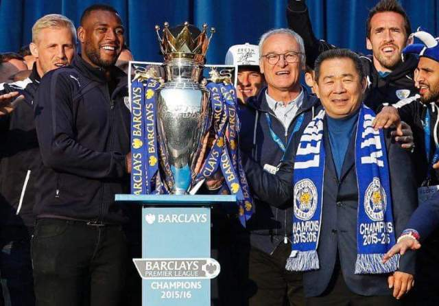 LEICESTER CITY OWNER