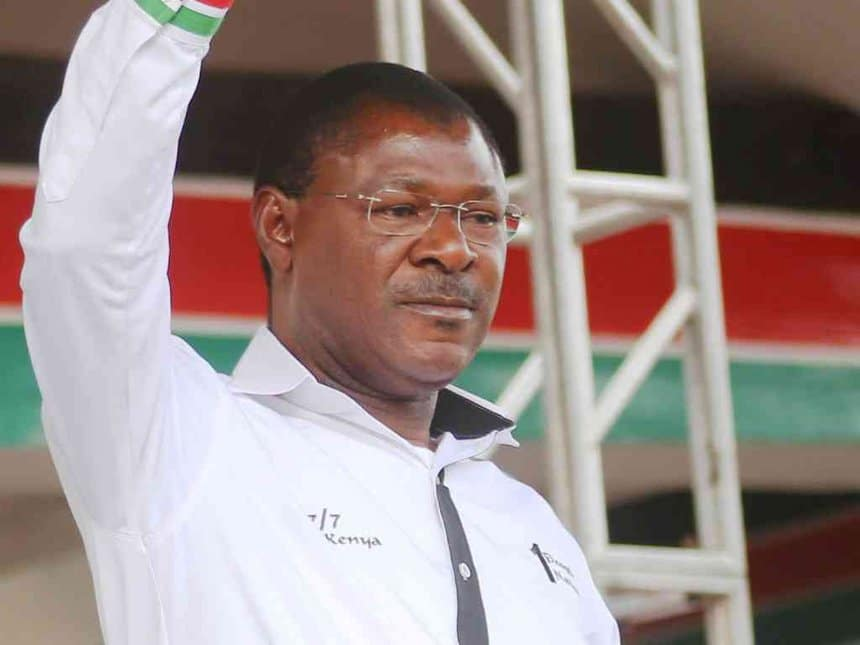 Image result for Wetangula's FORD-Kenya to sue ODM over party funds
