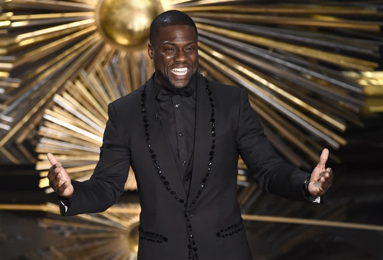 Kevin Hart steps down from hosting Oscars over controversial tweets