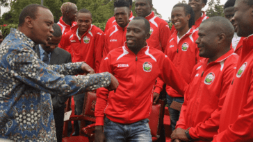harambee stars afcon qualification