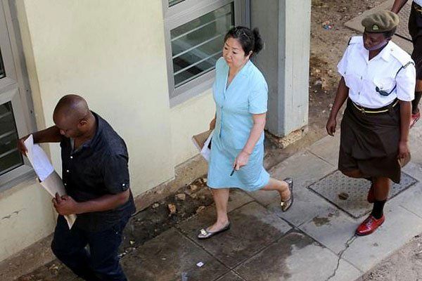 Tanzania jails Chinese 'Ivory Queen' trafficker for 15 years