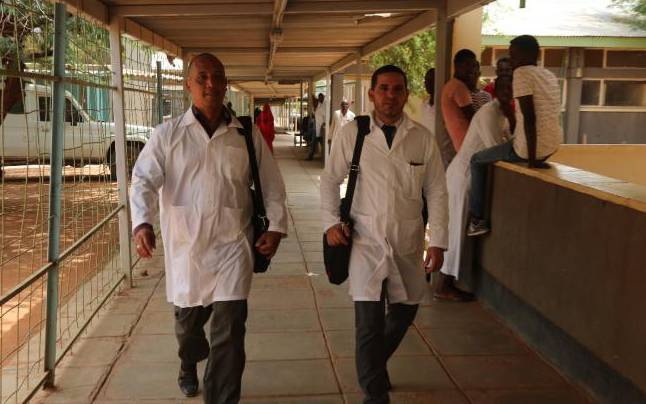 Image result for Abducted cuban doctors