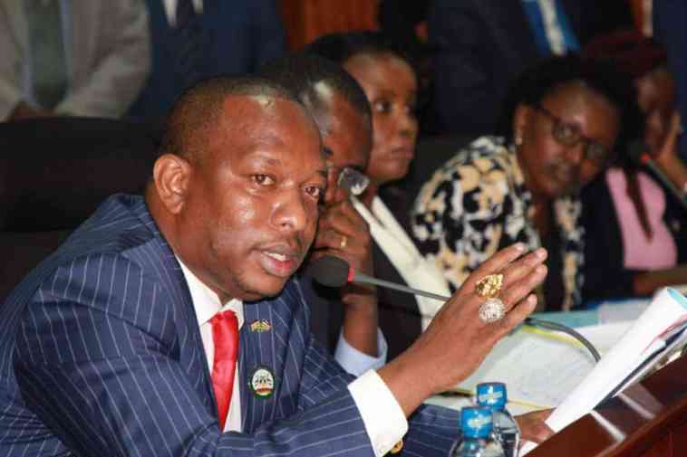 Mike Sonko SOnko - Sonko and Rich city cartel Battle over land