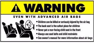 child-air-bag-injury