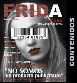 FRIDA, Revista de Mujer