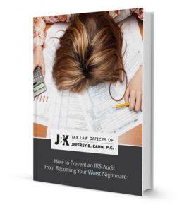 Tax Attorney Orange County CA  Kahn Tax Law