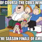 Yes the Cubs Won