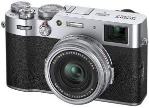Fujifilm-X100V-silver-left