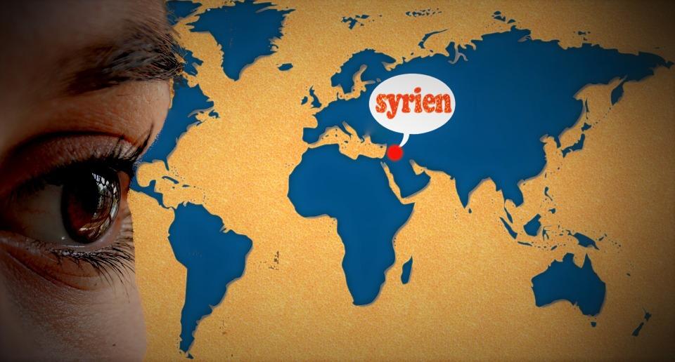 Amsterdamen ikasleen hezkuntza-eskubideak bermatu dira Siriar errefuxiatuei esker