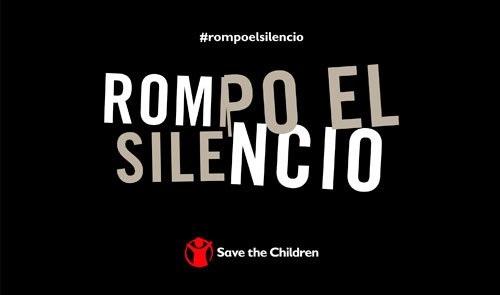 Save The Children-en adingabeen sexu-abusuen aurkako kanpaina martxan