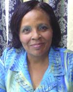 UG's Chief Librarian, Gwyneth George