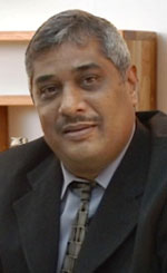 GRA's Commissioner General, Khurshid Sattaur
