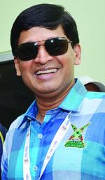Dr. Ranjisinghi 'Bobby' Ramroop's