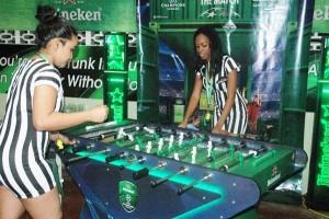 Heineken UEFA Champions League promotion continues