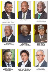 new ministers b