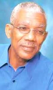 President David Granger