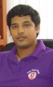 CH&PA's Director of Finance, Taslim Baksh