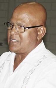 Former Auditor General, Anand Goolsarran