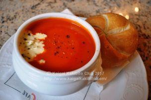 オーストリアのスープ料理
