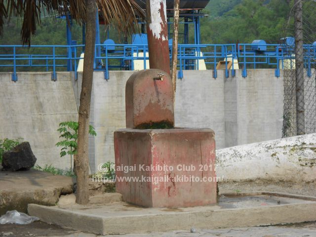 グアテマラの公共水道