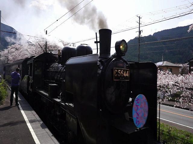 大井川鉄道のSL