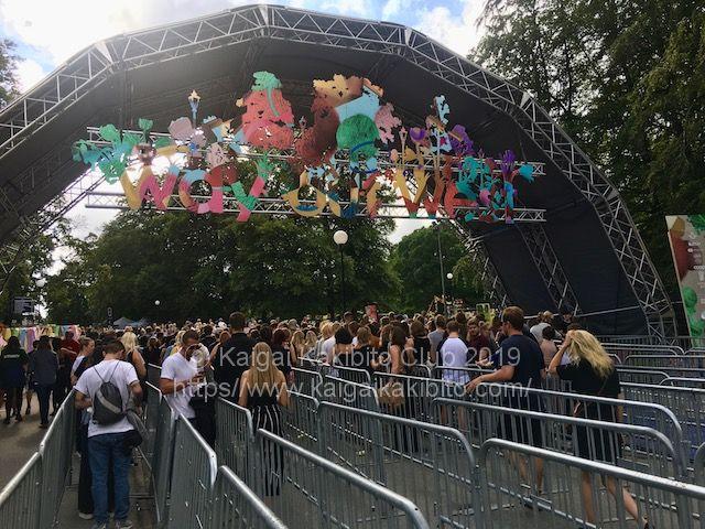 スウェーデンの音楽フェス