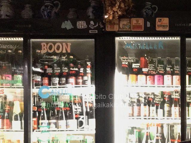 コールシップスの冷蔵庫