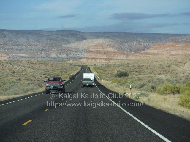 アリゾナの道