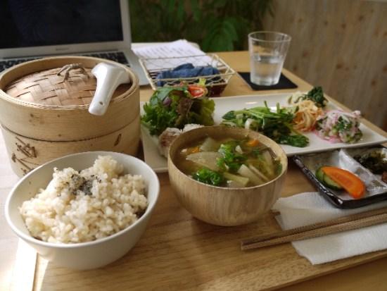 健康的な和食