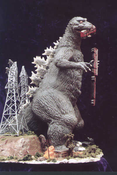 GODZILLA 1954 POLAR LIGHTS