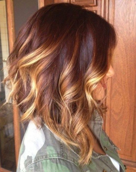 brown-hair-with-blond-highlights