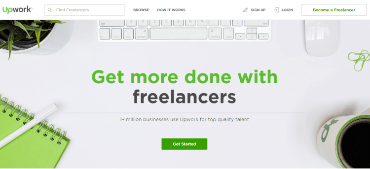 How to Get Started With Upwork