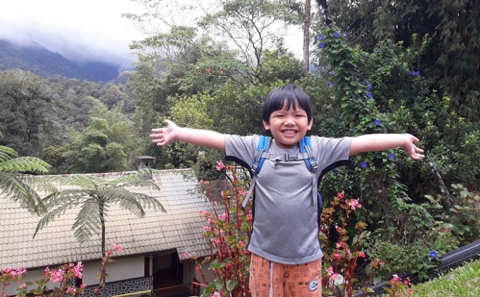 How my 4-year Old Started Earning His Own Monthly Income