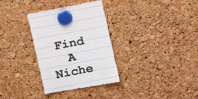 Choosing a Niche in Freelancing