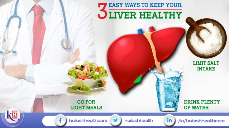 3 Easy Ways to Keep Your Liver Healthy