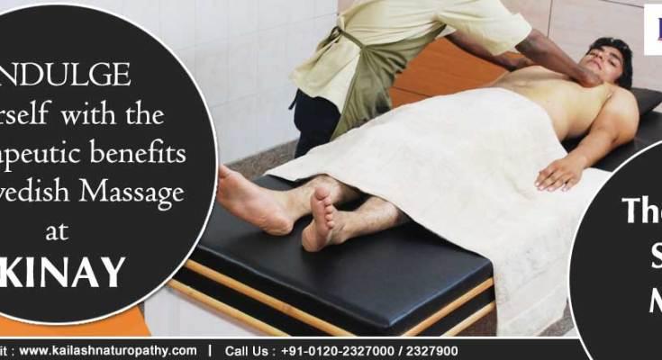 Therapeutic Swedish Massage