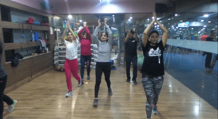 Bollywood Cardio Workout at Kailash Health Village