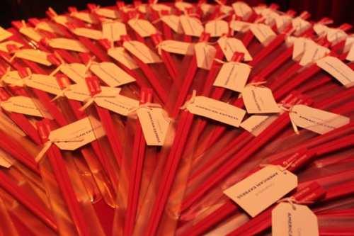 American Express Chopsticks LuckyRice