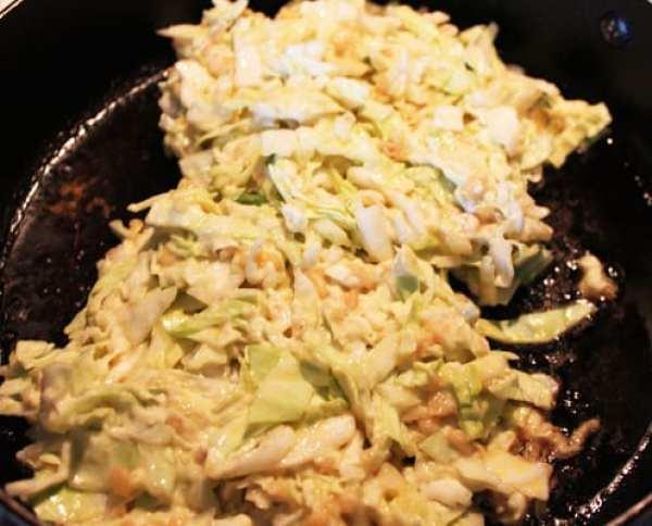 Okonomiyaki Fry
