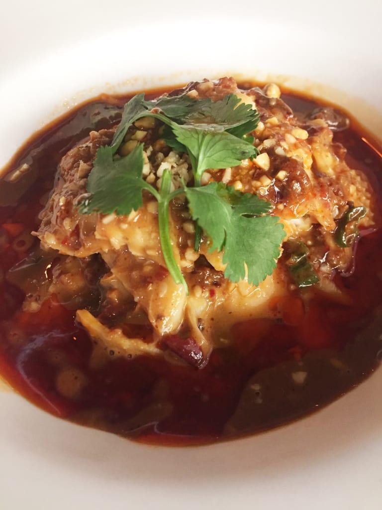 Chang-an Restaurant Shou-Si Chicken