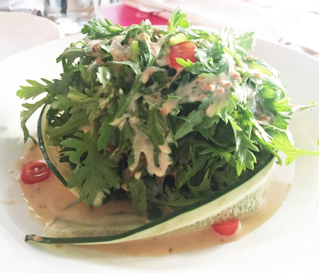 Chang'an Restaurant Salad