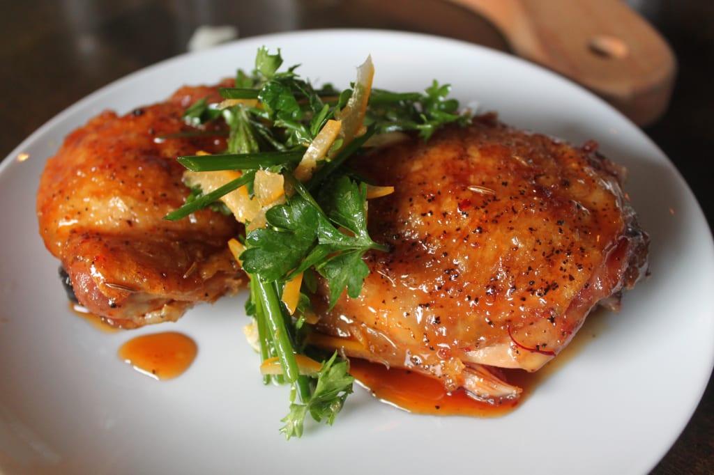 Wilde Taji Marie Chicken