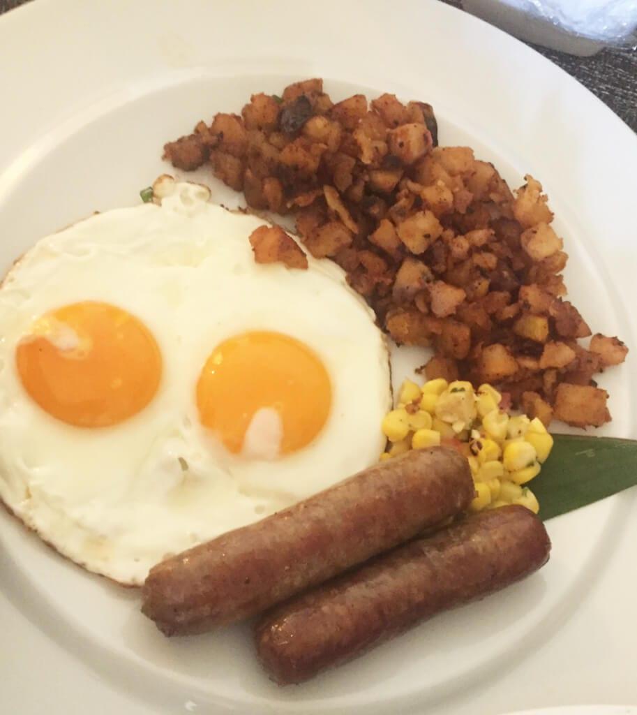Hyatt Regency Indian Wells Breakfast