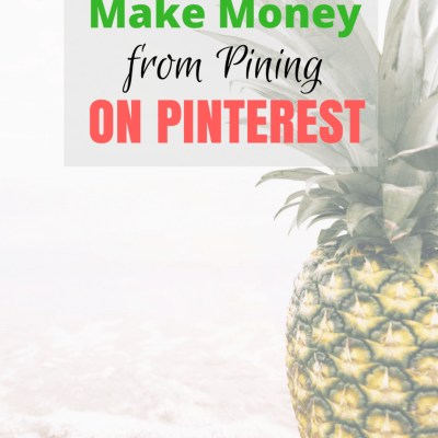 6 Steps To Make Money From Pinning On Pinterest