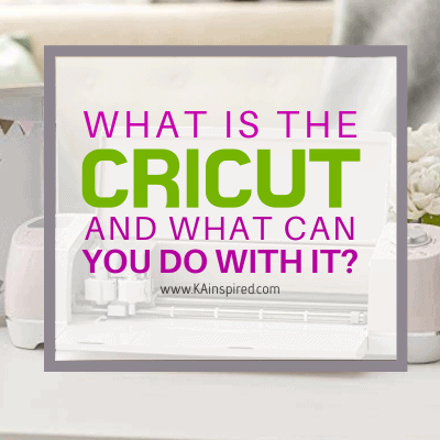What Is A Cricut Machine and What Does a Cricut Do?
