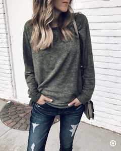 Fall Fashion Ideas #fall #fallfashion #fashion #fashionideas #casual #casualoutfit #falloutfit #KAinspired