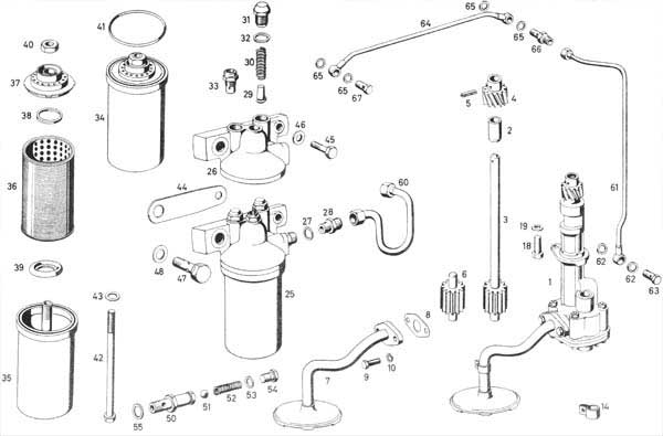 mb fuel pump