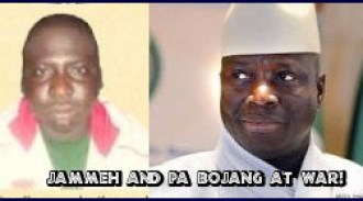 Jammeh and Pa Bojang