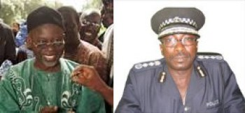 Ousainou and IGP