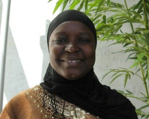 Gambian Author Mariama Khan/covepark.org photo